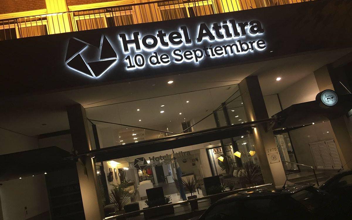 Atilra Hotel - 10 de Septiembre