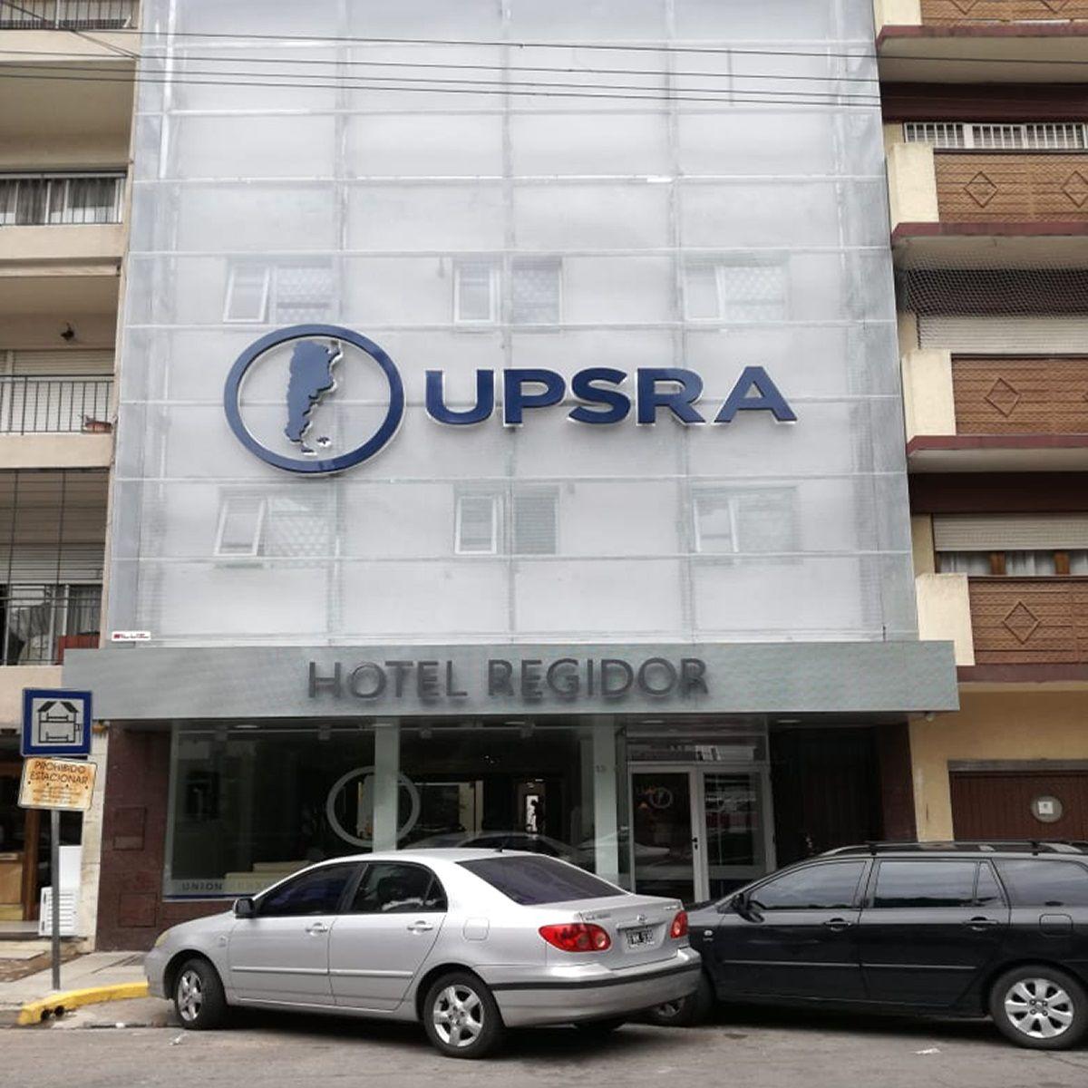 Regidor Hotel UPSRA