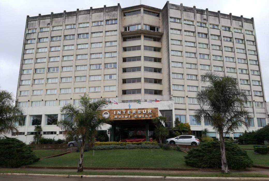 Intersur Colón Hotel