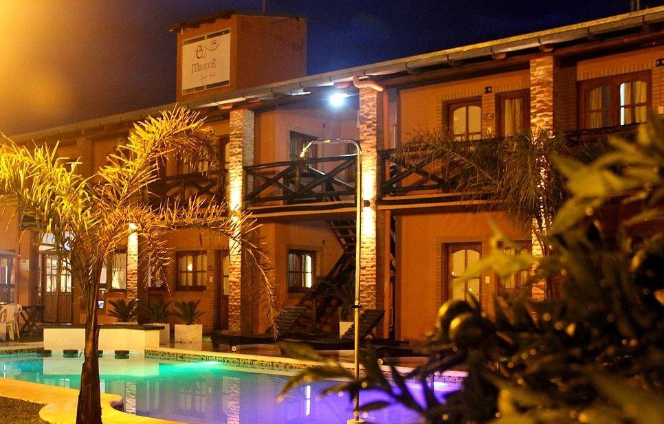 El Mirador Apart Hotel