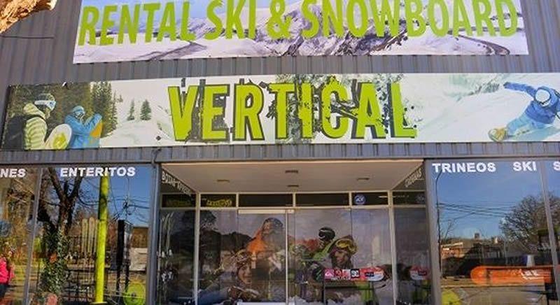 Vertical Ski - Snowboard